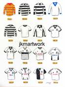 ayr united shirts print